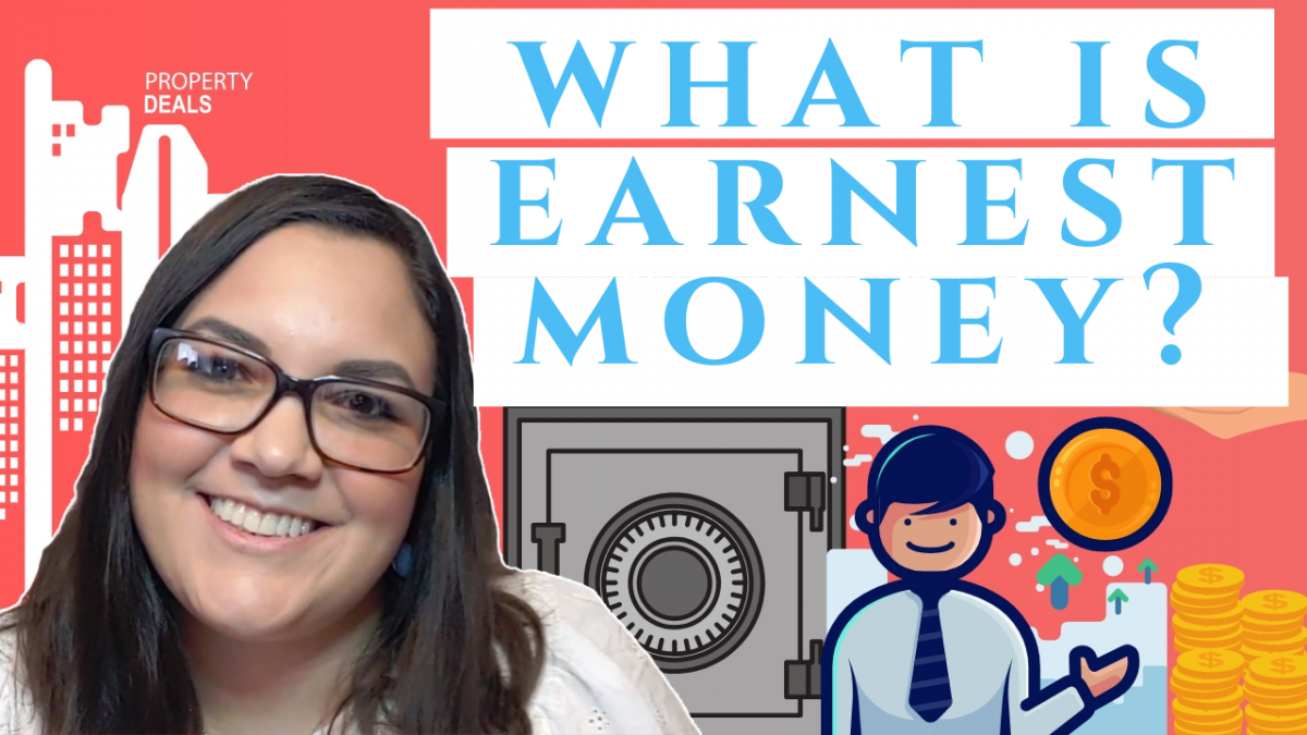what is earnest money deposit