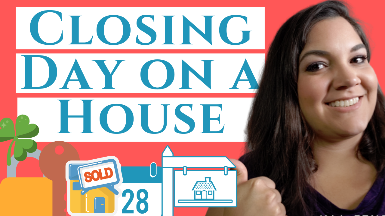 Closing Day on A House