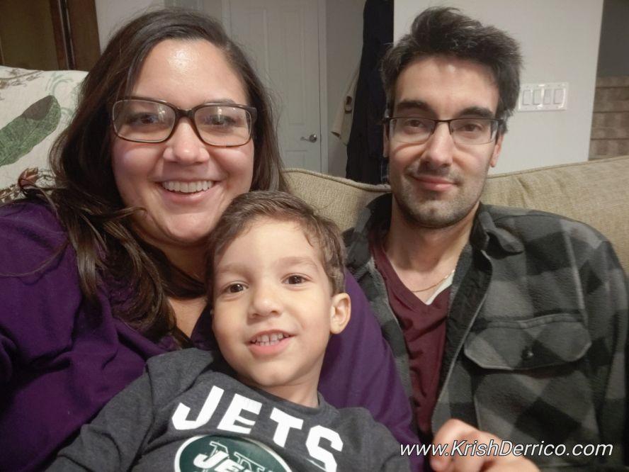 D'Errico Family