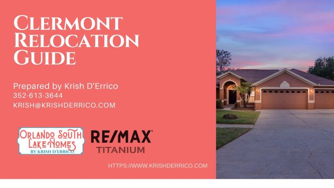 Moving to Clermont Fl Relocation Guide