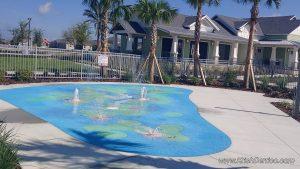 Waterbrooke Kids Splash Pad