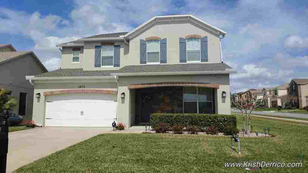family homes at the reserve at minneola