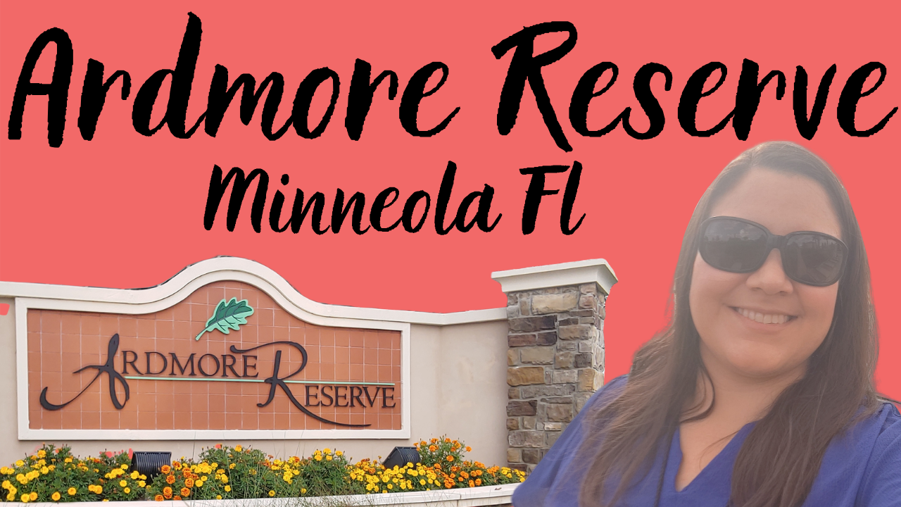New Homes for Sale in Minneola-Ardmore Reserve