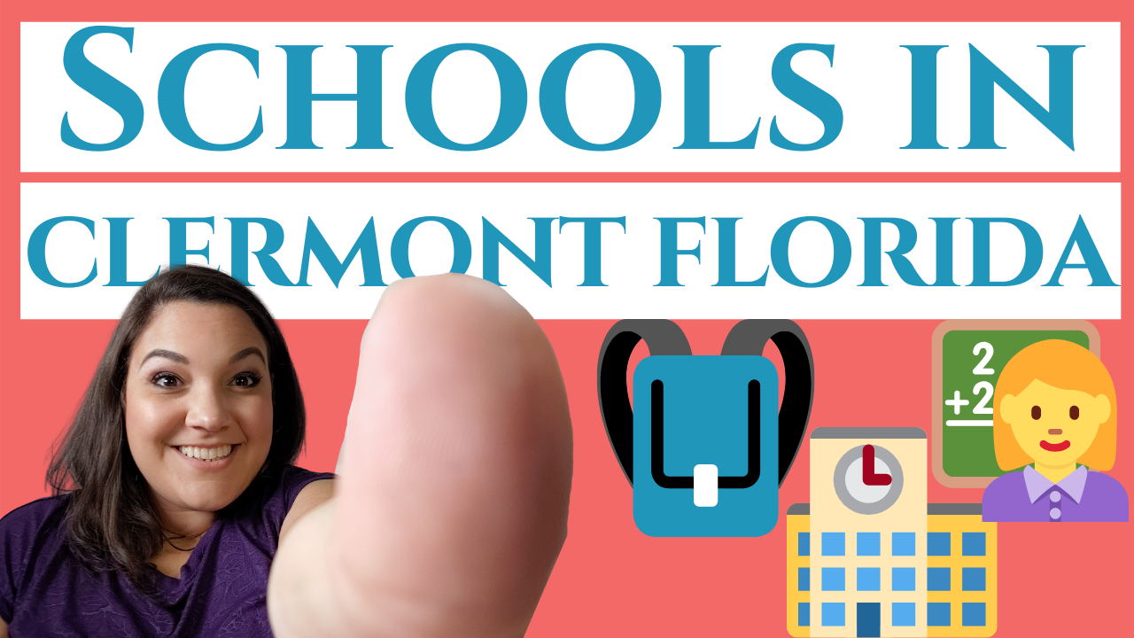 Schools in Clermont Fl