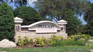 dearcroft legends neighborhood