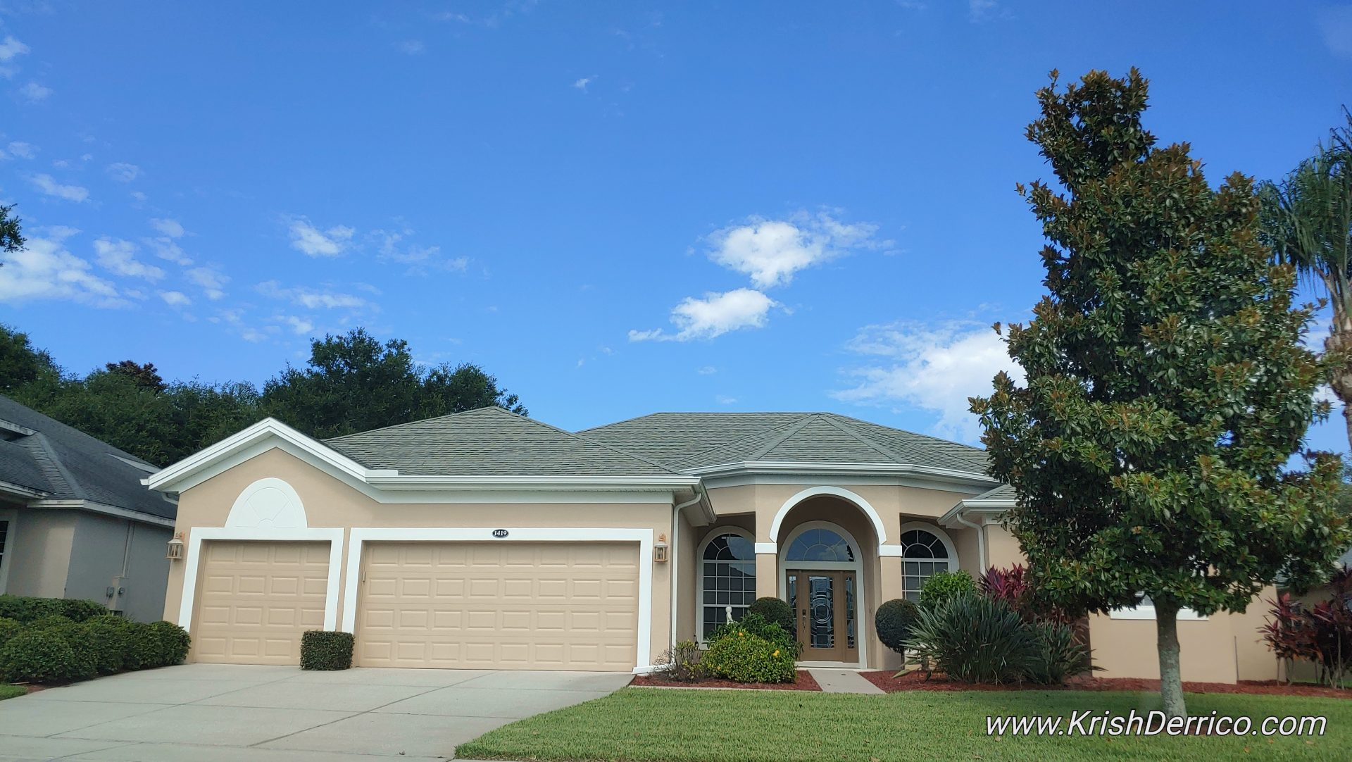 home values in legends clermont fl