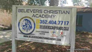 Believers Christian Academy private School Clermont