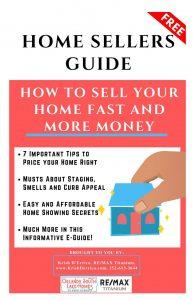 Home Seller Guide provided by Krish D'Errico, Realtor