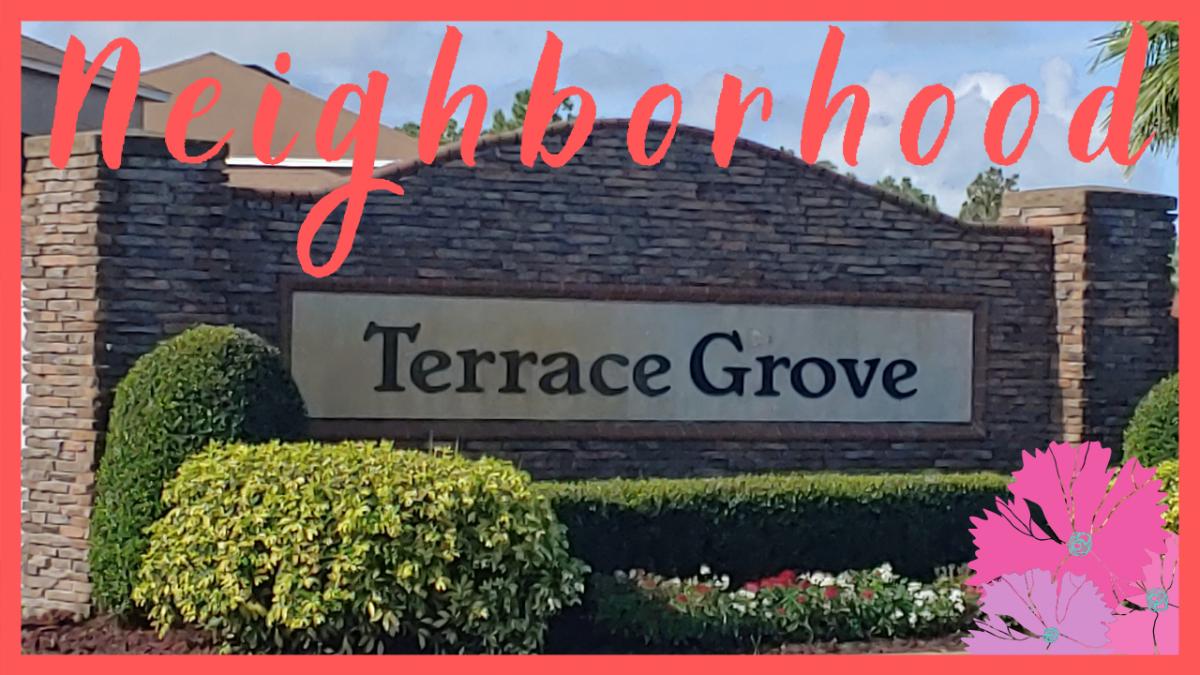 Terrace Grove Clermont Florida