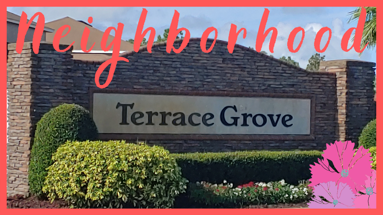 Terrace Grove Clermont Florida