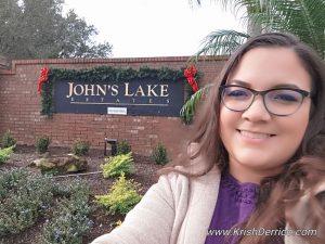Johns Lake Estates Clermont , Fl