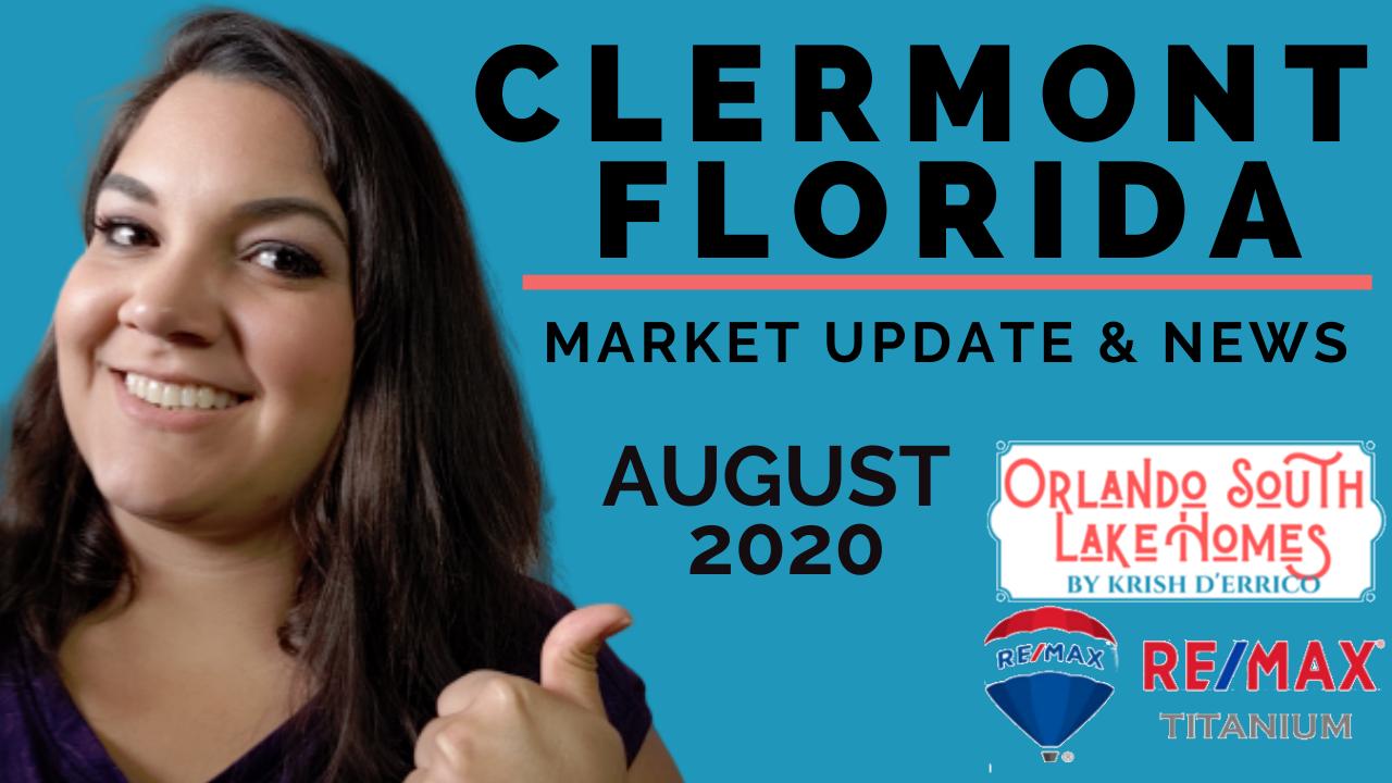 Housing Market Update for Clermont 34711