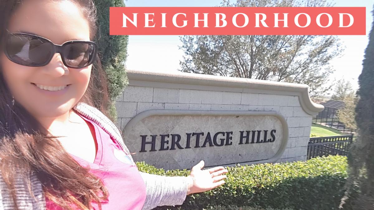 Heritage Hills Clermont Florida