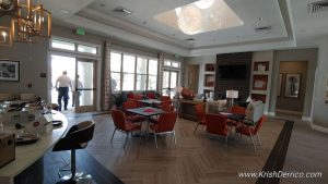 Clubhouse at the palms