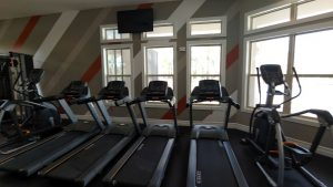 fitness center at the palms of serenoa
