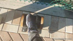 foot wiper esplanade at highland ranch