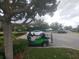 golf carts in trilogy